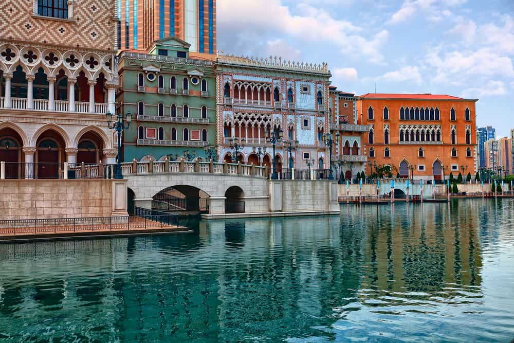 Venedig i Macau
