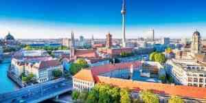 Billige flybilletter fra Billund til Berlin