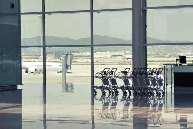 Barcelona Lufthavn (El Prat)