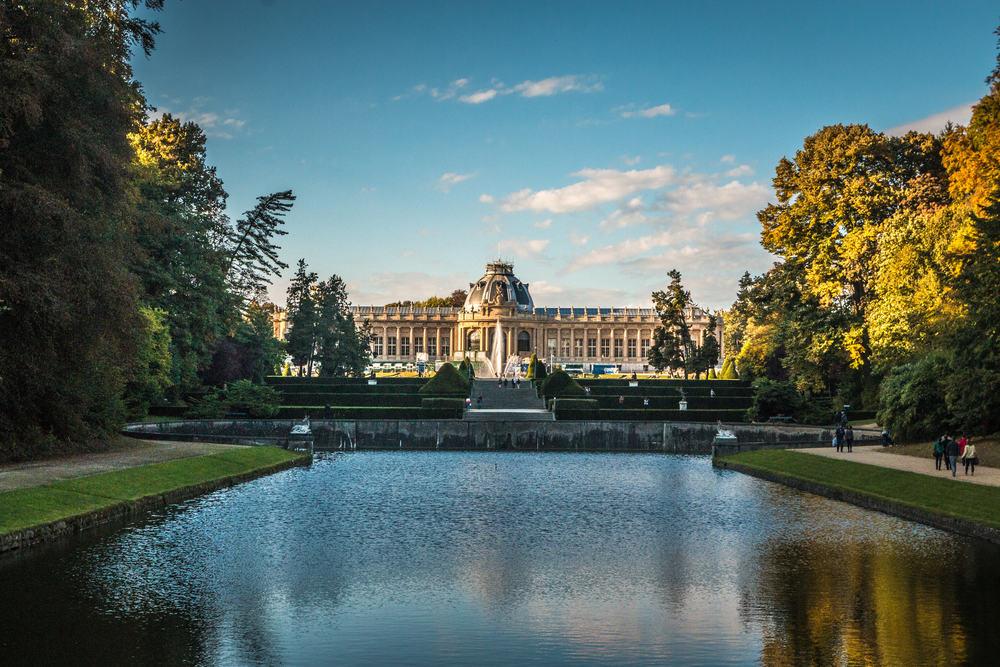 Museum - Bruxelles i Belgien