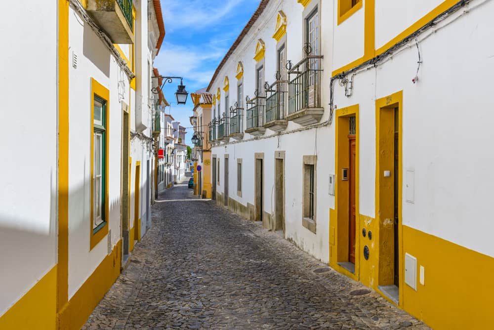 Alentejo i Portugal