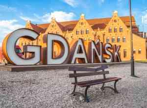 Miniferie i Gdansk i Polen