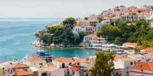 Billig ferie i Skiathos - Grækenland
