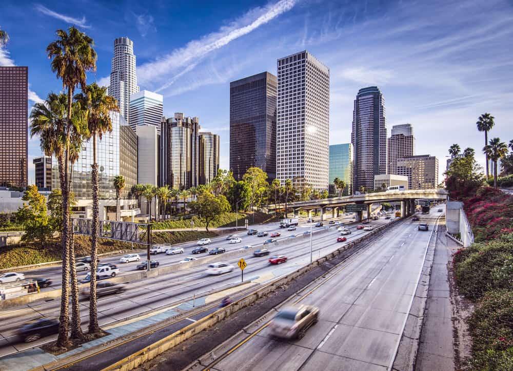 Los Angeles i USA