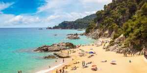 Lloret de Mar - Costa Brava i Spanien