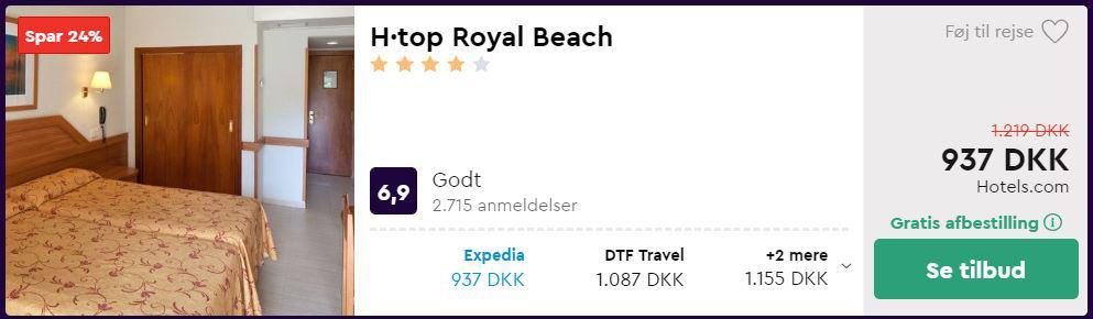 H-Top Royal Beach
