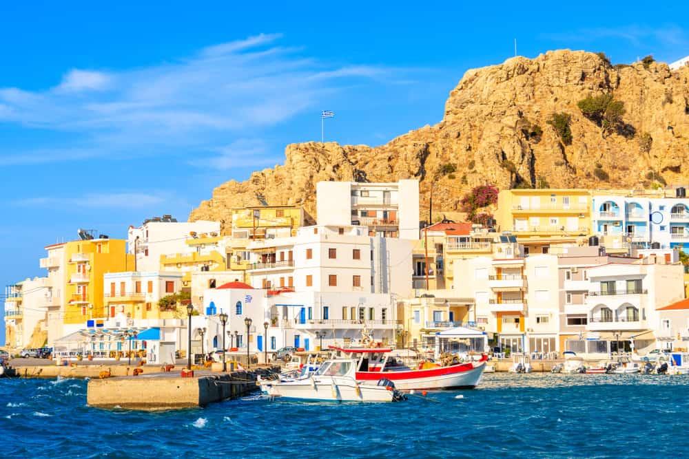 Pigadia - Karpathos i Grækenland
