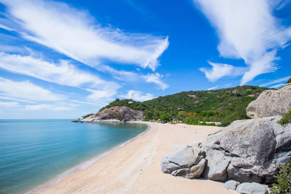 Sainoi Beach i Hua Hin - Thailand