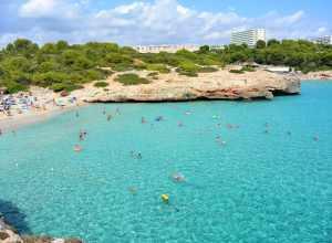 Cala Domingos - Mallorca i Spanien