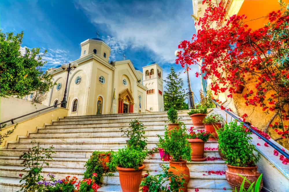 Ferie på Kos i Grækenland