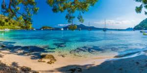 Playa de Formentor - Mallorca i Spanien