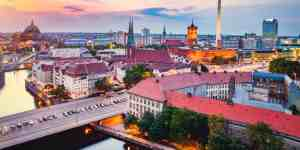 Storbyferie i Berlin - Tyskland