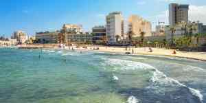 Sousse i Tunesien