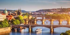 Storbyferie i Prag - Tjekkiet