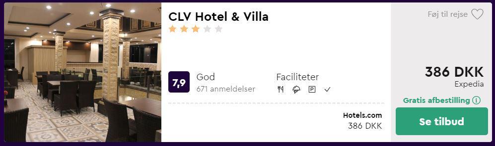 CLV Hotel & Villa - Bali