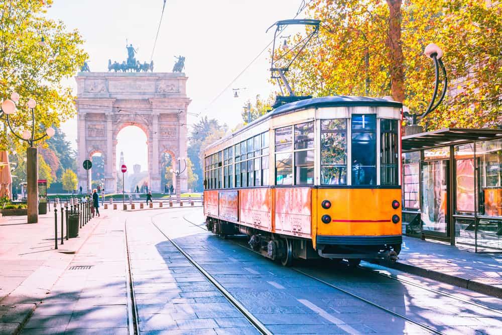 Storbyferie i Milano - Italien