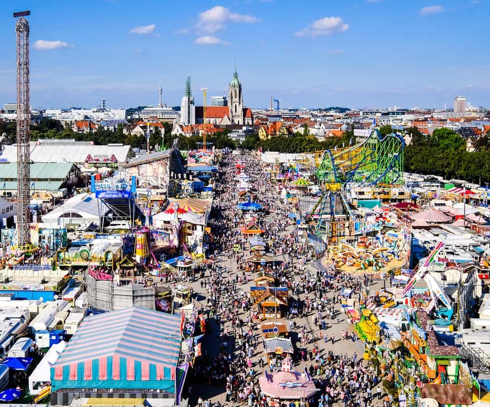 Oktoberfest i München