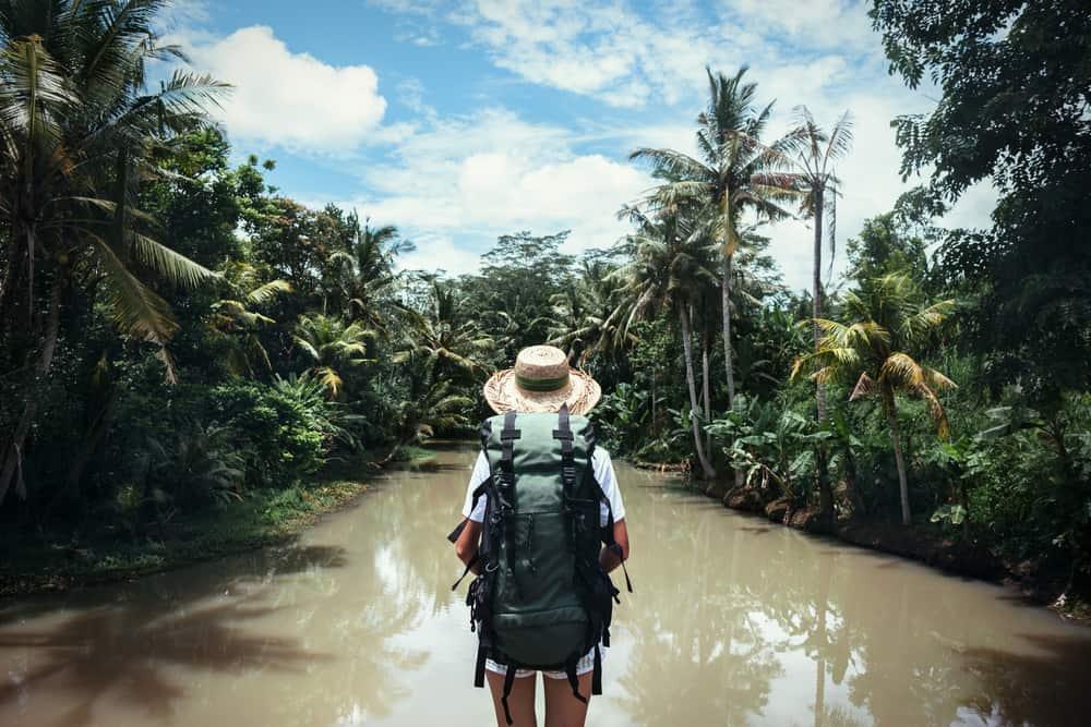 Backpacker rejse