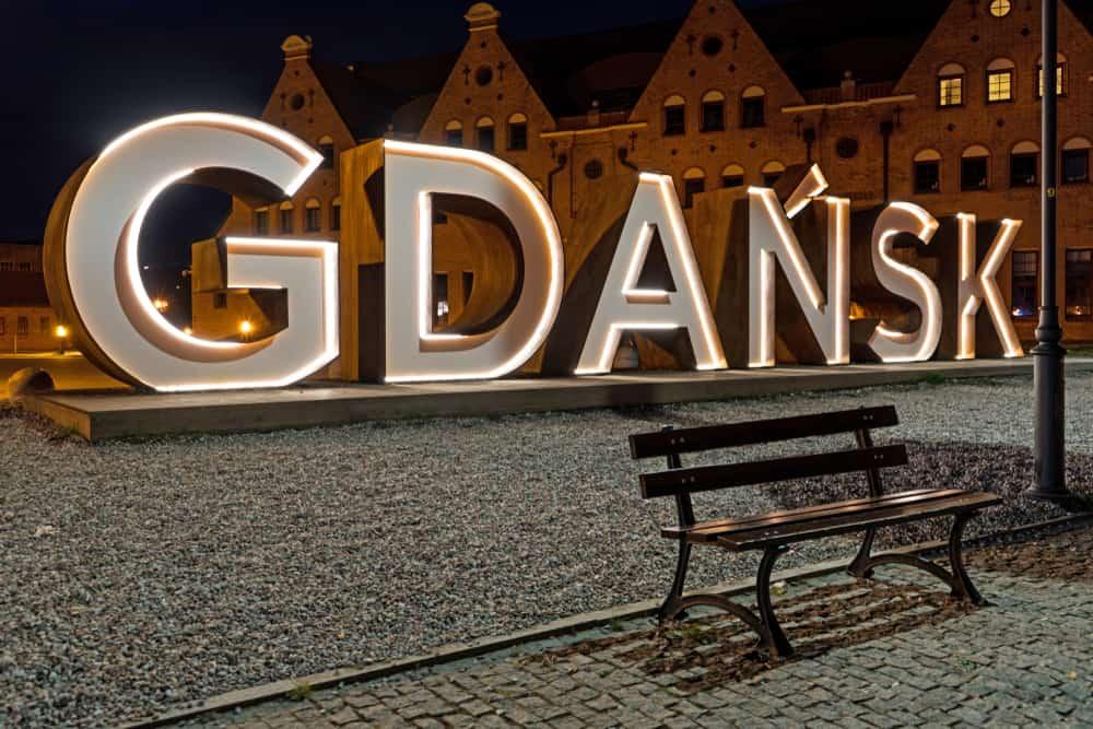 Storbyferie i Gdansk i Polen