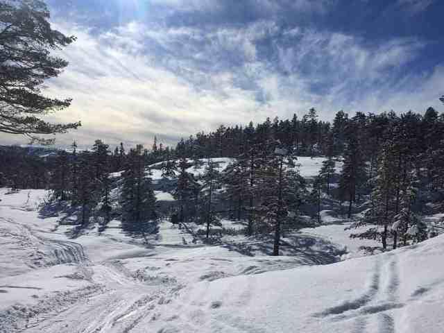Skiweekend i Vrådal