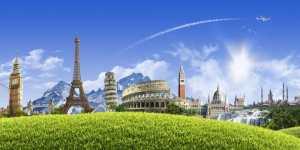 Rejs i Europa