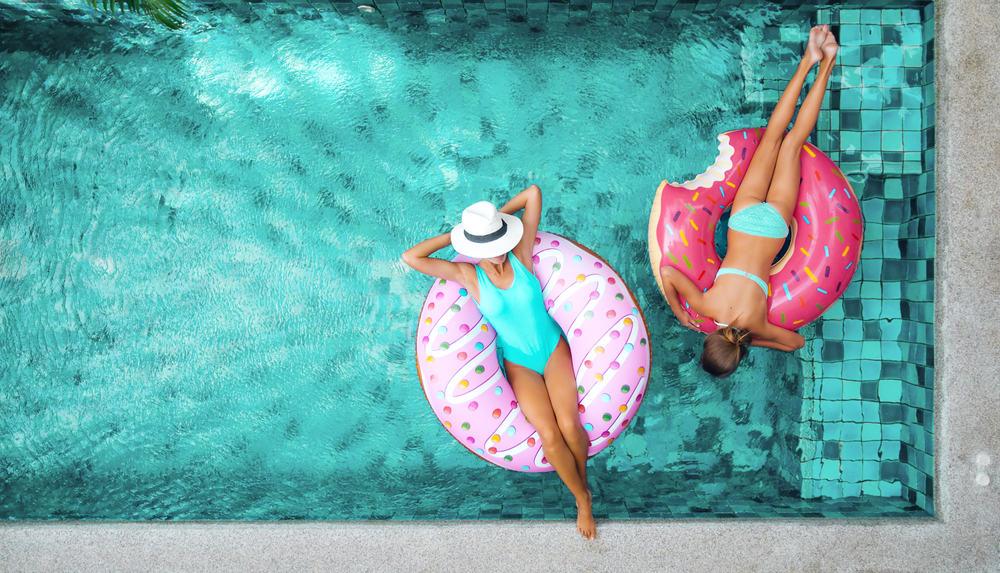 Ferie med pool