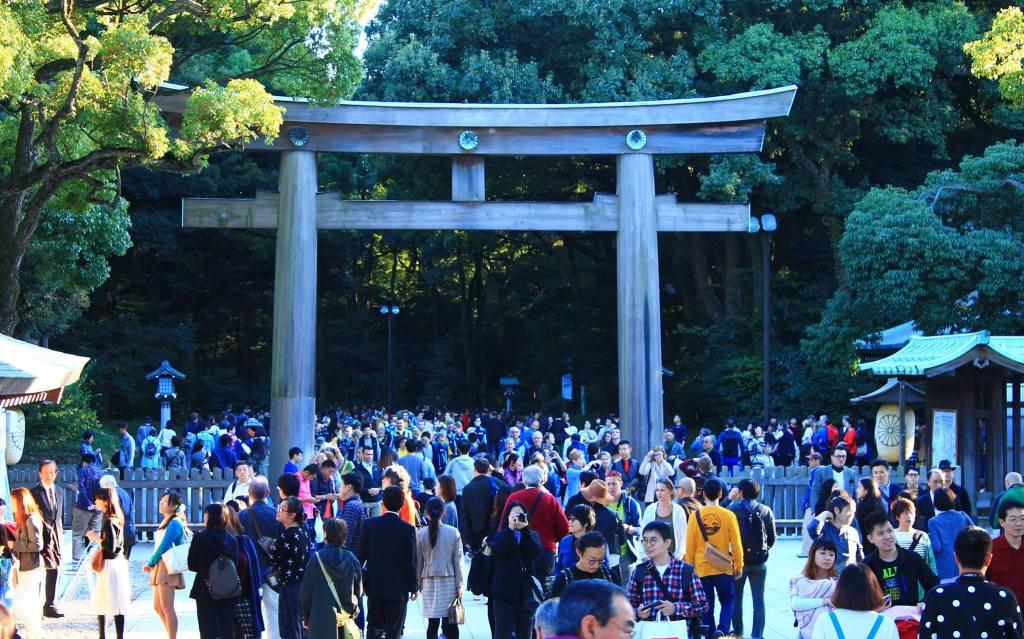 Giappone - Tokyo, Shinto - viaggi