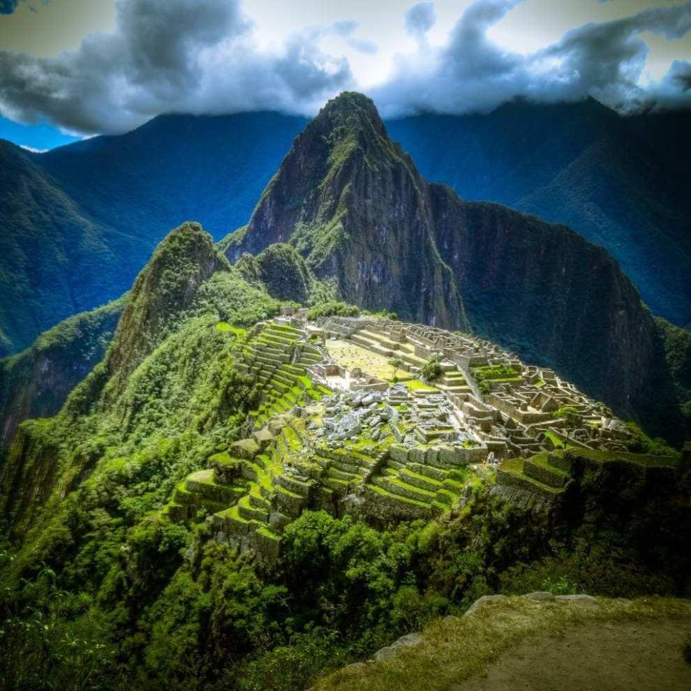 Peru - Machu Picchu - travel