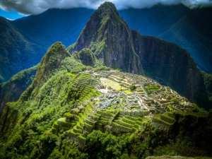 Peru - Machu Picchu - reise