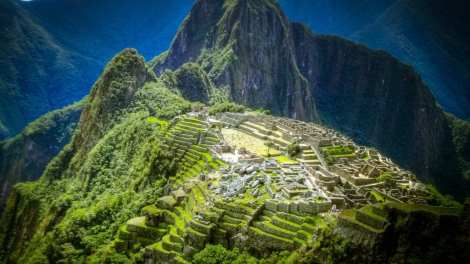 Pérou - Machu Picchu - Voyage