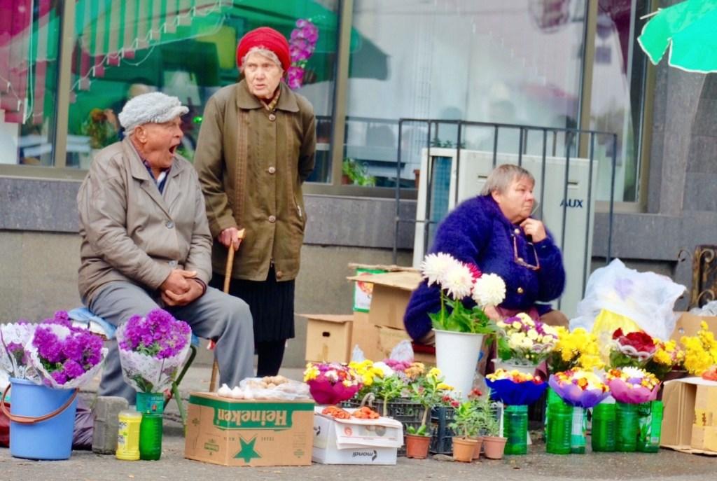 Kirgisitan - Bisjkek, folk - rejser