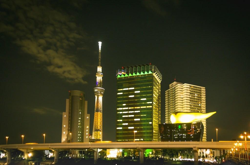 Giappone Tokyo Sky tree
