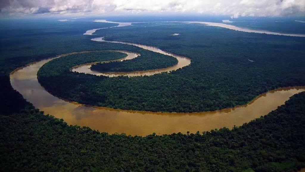 amazon floden - rejser