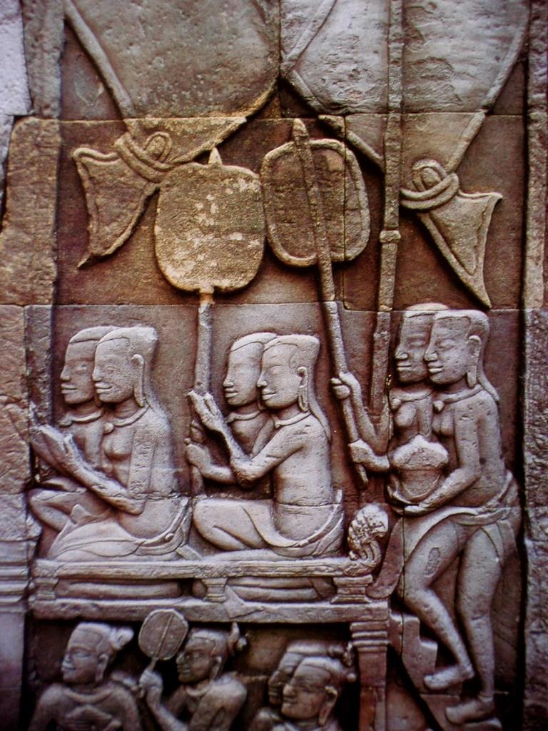 Cambodia - relief - rejser