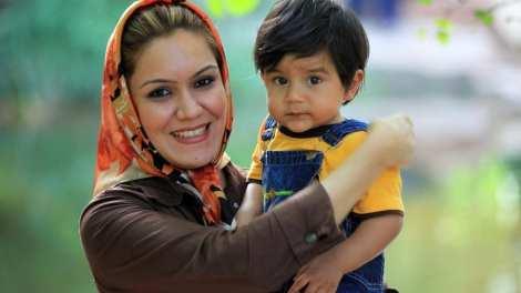 Iran - Shiraz-Park-People- rejse