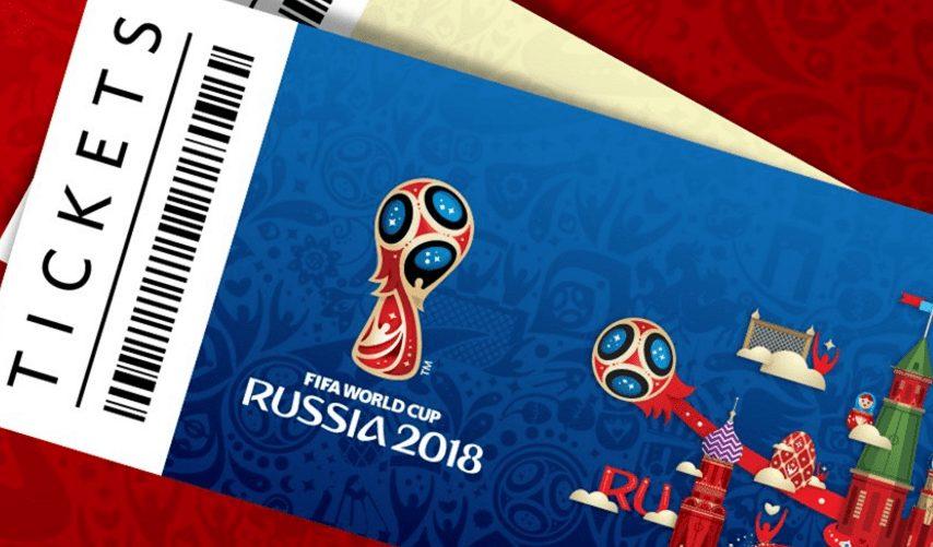 Rusland - VM, billetter - rejser