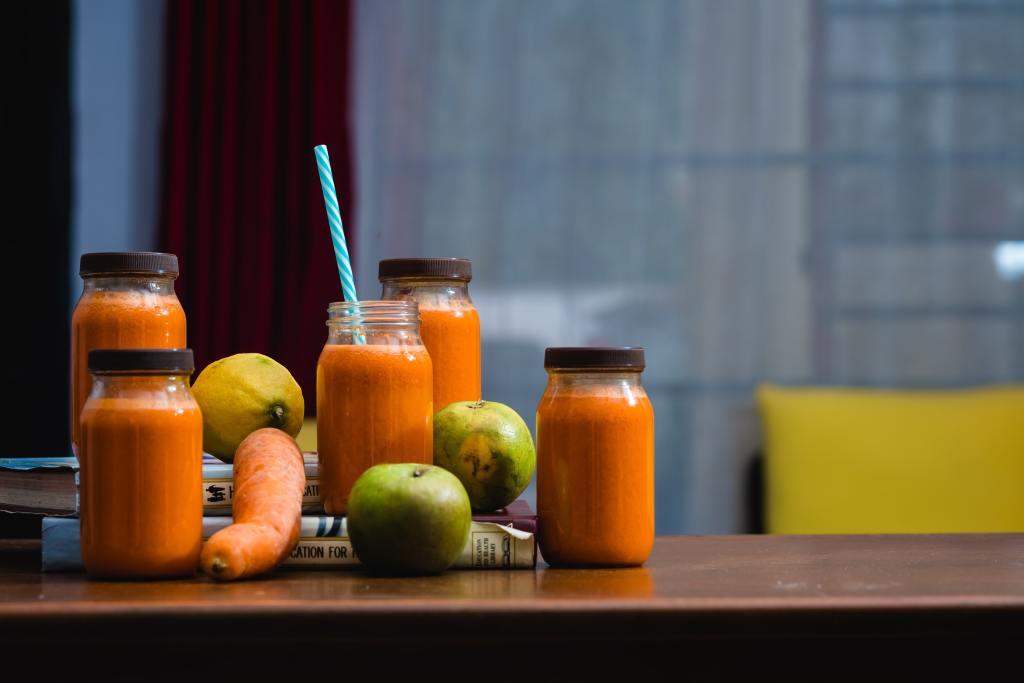 juice mad drik rejser