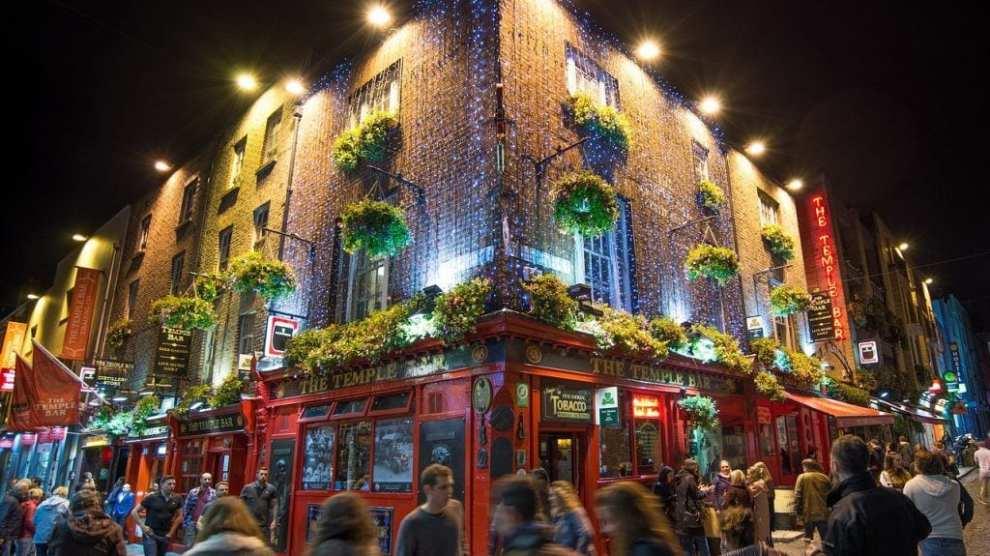 Ireland - Dublin, Temple Bar - Travel