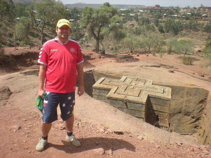 Etiopien - Jens, Lalibela - rejser