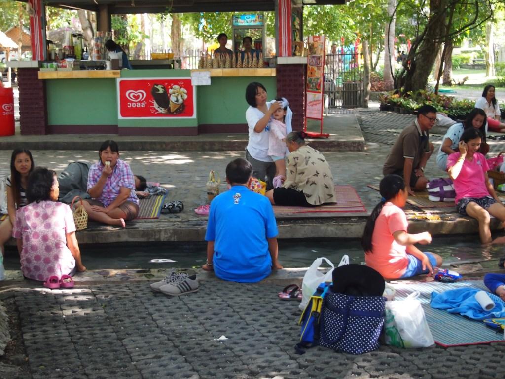 Thailand, restaurant - rejser