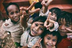 Thailand - børn - rejser
