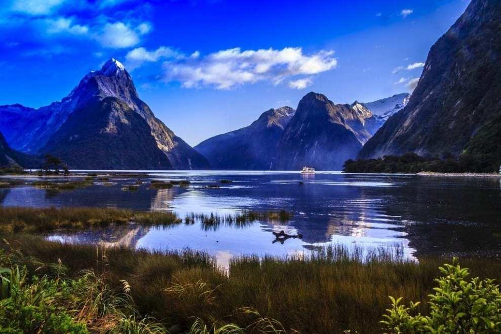 New Zealand - Milford Sound - rejser