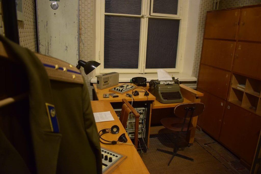 Litauen - Vilnius, KGB, kontor - rejser
