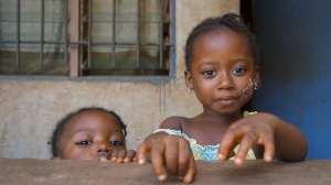 Børn - Afrika