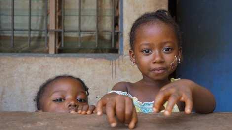 Enfants - Afrique