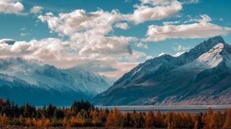 New Zealand - Lake Pukaki