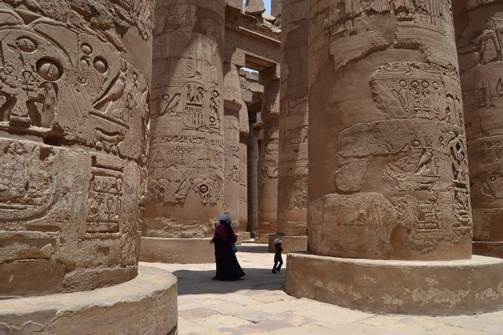 Egitto - Luxor, Karnak - viaggi