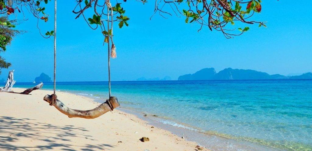 Her er 5 øer i Thailand du skal besøge på din rejse