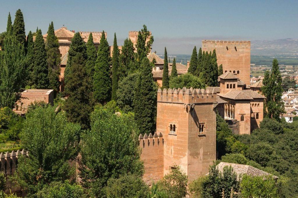 Alhambra - Malaga Attractions