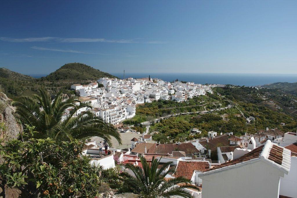 Málaga - frigiliana